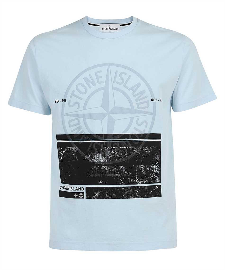 Stone Island 2NS65 BLOCK ONE T-shirt 1