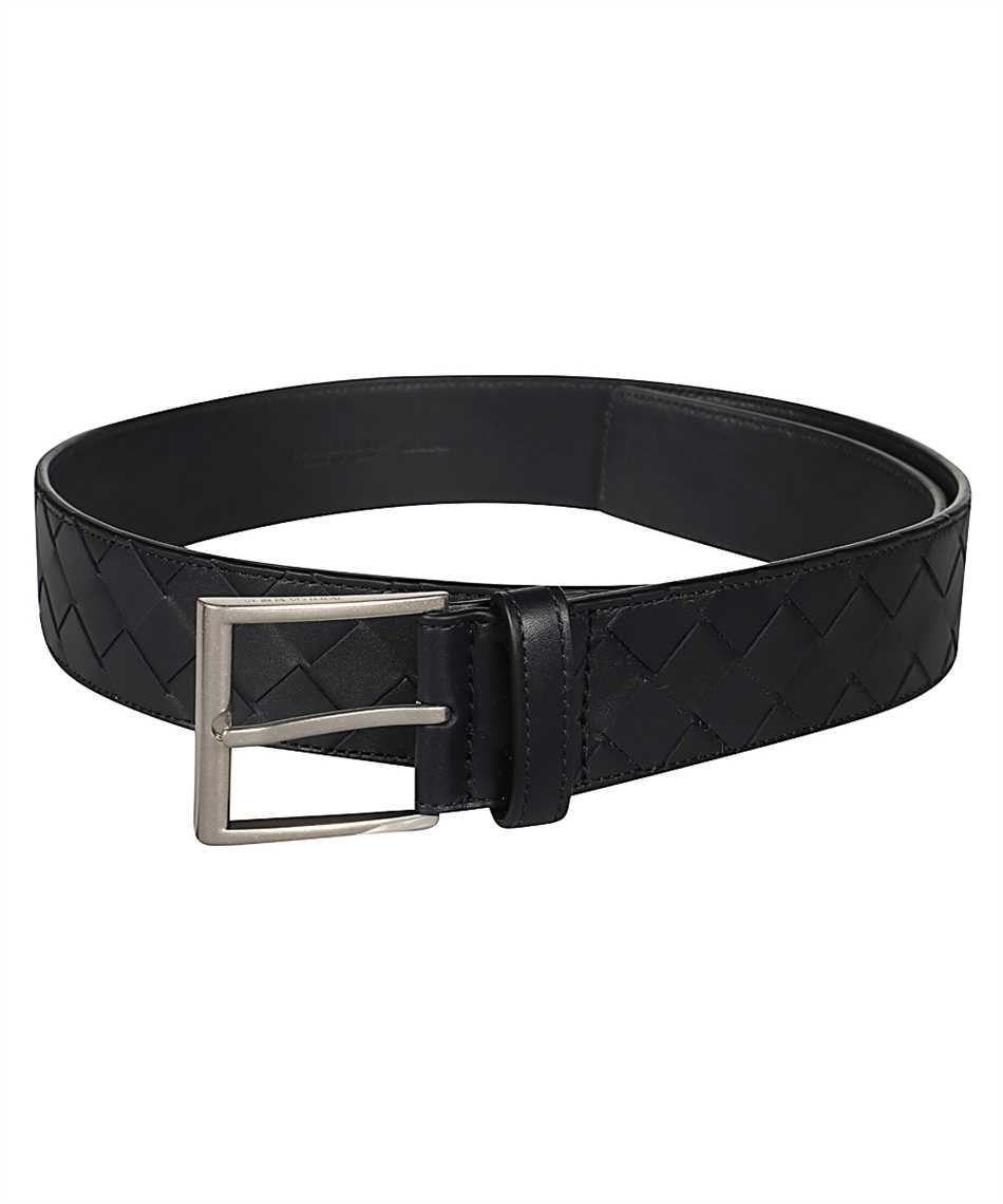 Bottega Veneta 629844 VCPQ3 METAL BUCKLE Belt 2