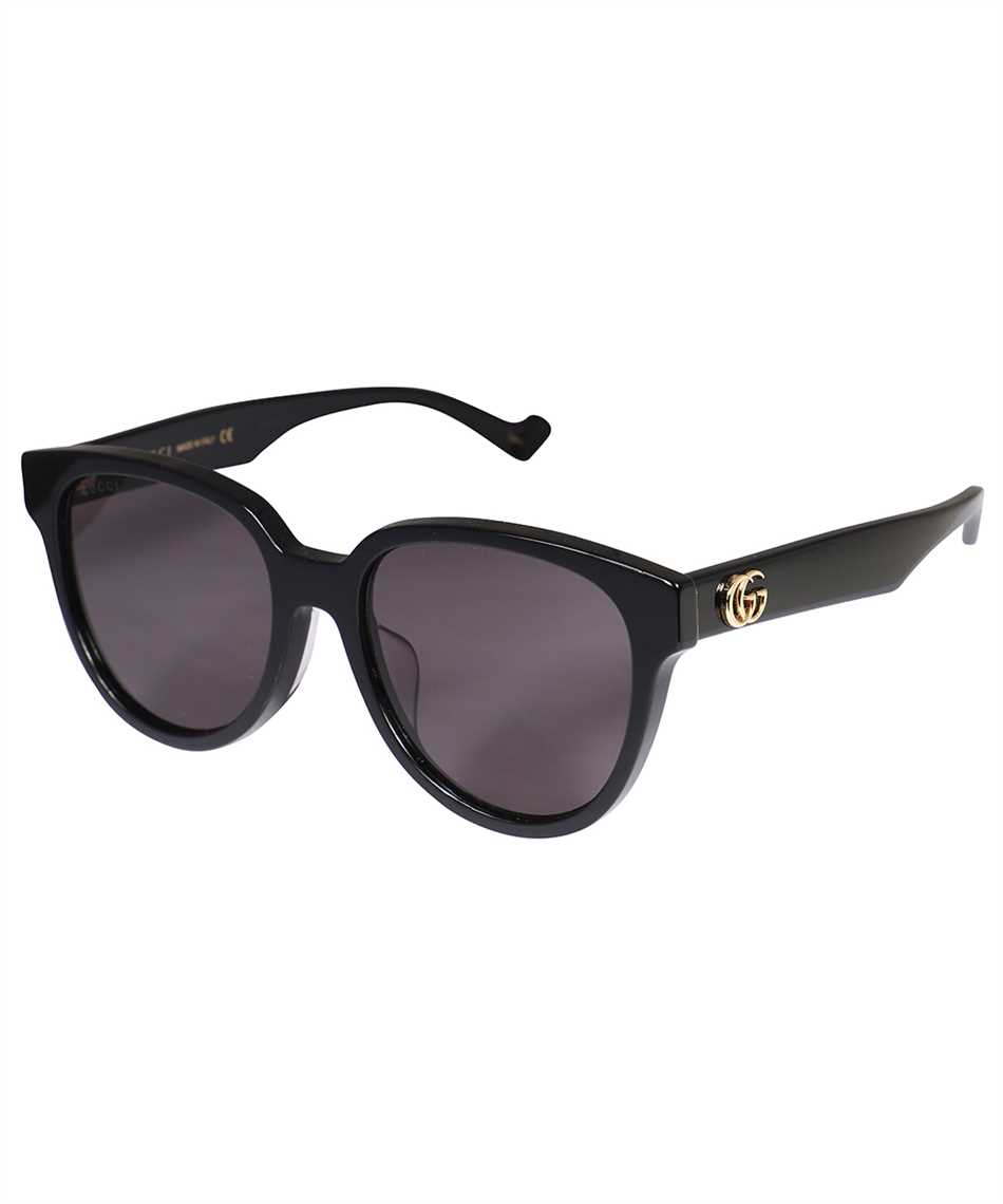 Gucci 663748 J0740 SPECIALIZED FIT ROUND-FRAME Sonnenbrille 2