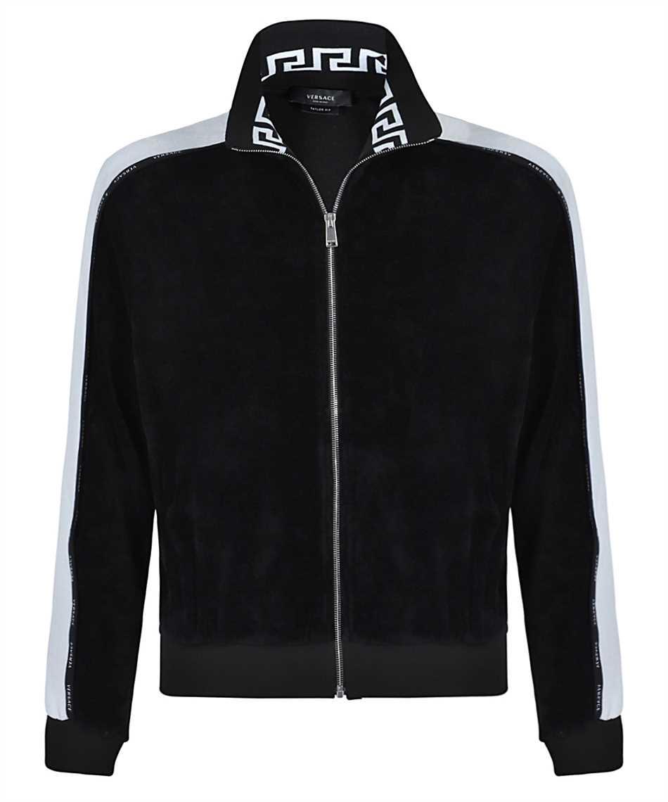 Versace A88743 A234742 VELOUR Sweatshirt 1