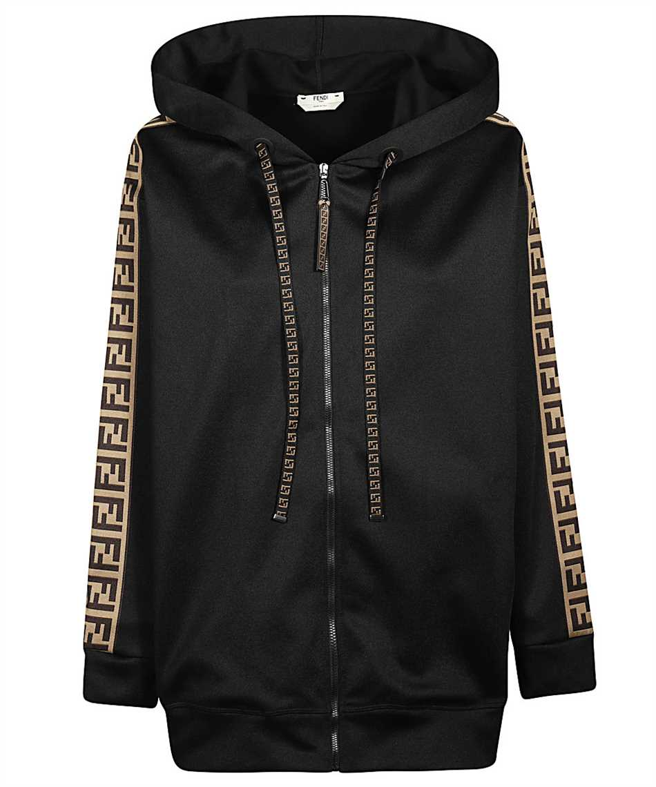 Fendi FAF128 AB4D FENDIRAMA Sweatshirt 1