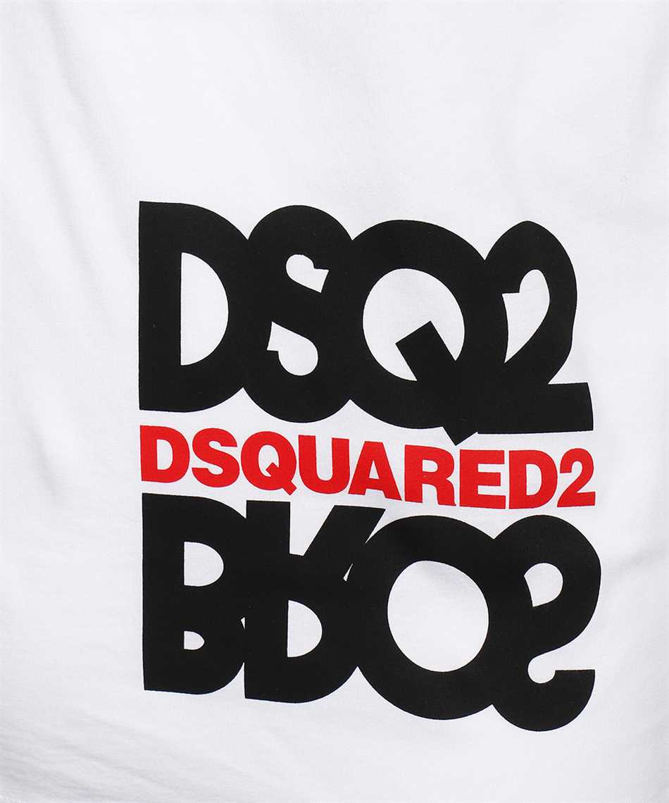 Dsquared2 S71GD1063 S23009 DSQ2 BROS COOL T-Shirt 3