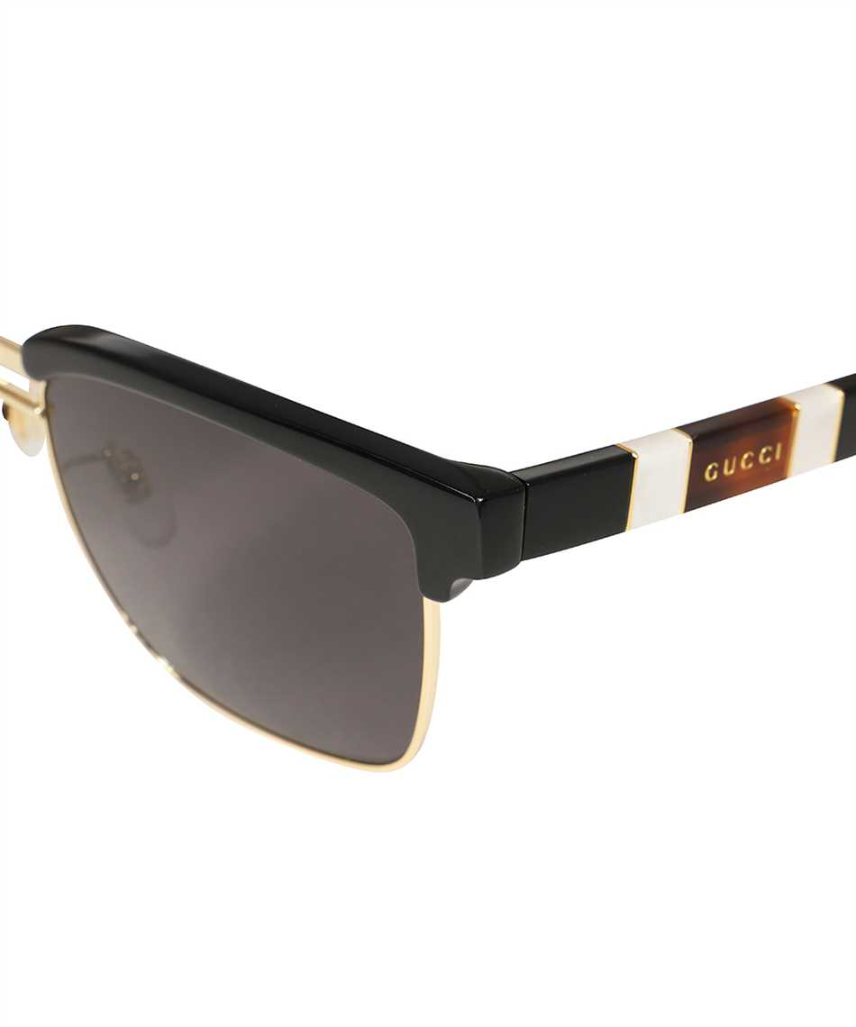 Gucci 596071 J0770 SQUARE Sunglasses 3
