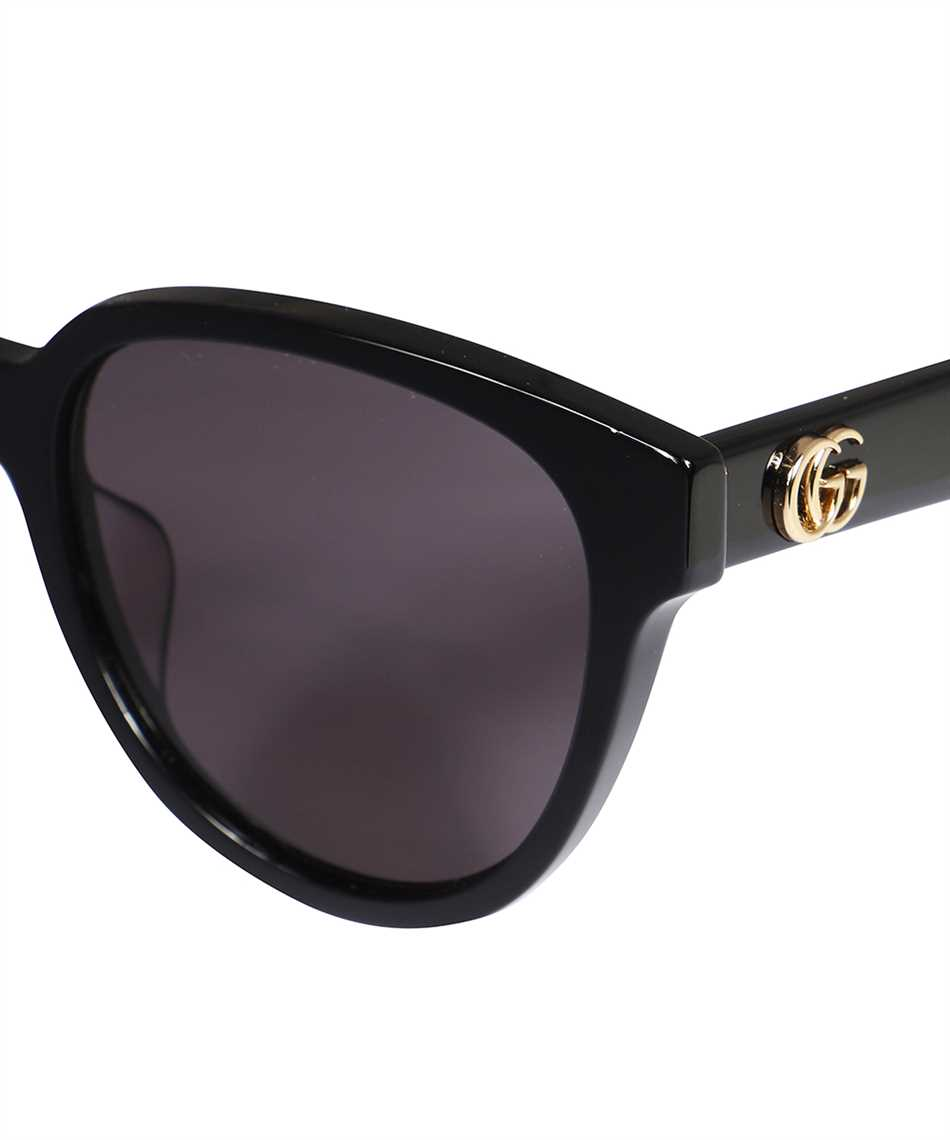 Gucci 663748 J0740 SPECIALIZED FIT ROUND-FRAME Sonnenbrille 3