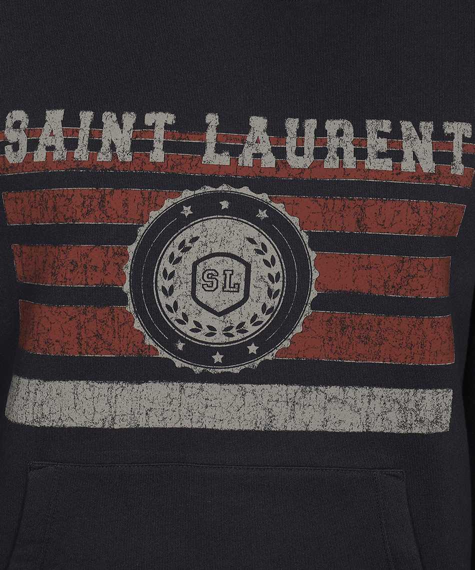Saint Laurent 668816 Y36JN Felpa 3
