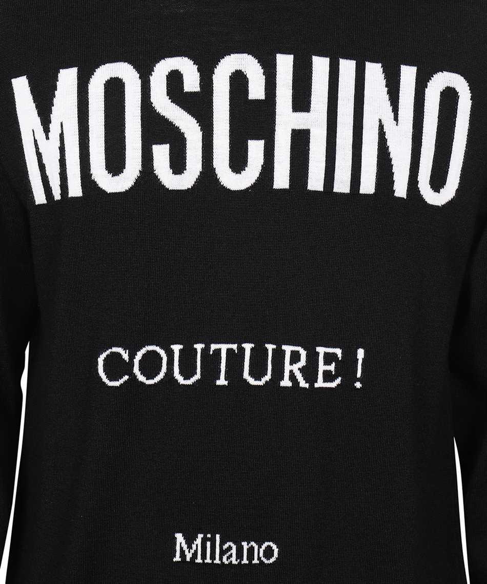 Moschino A 0906 5200 LOGO Maglia 3