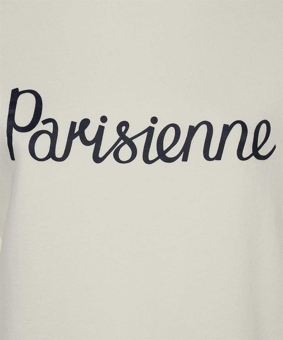 Maison Kitsune AW00301KM0001 PARISIENNE VINTAGE Felpa 3