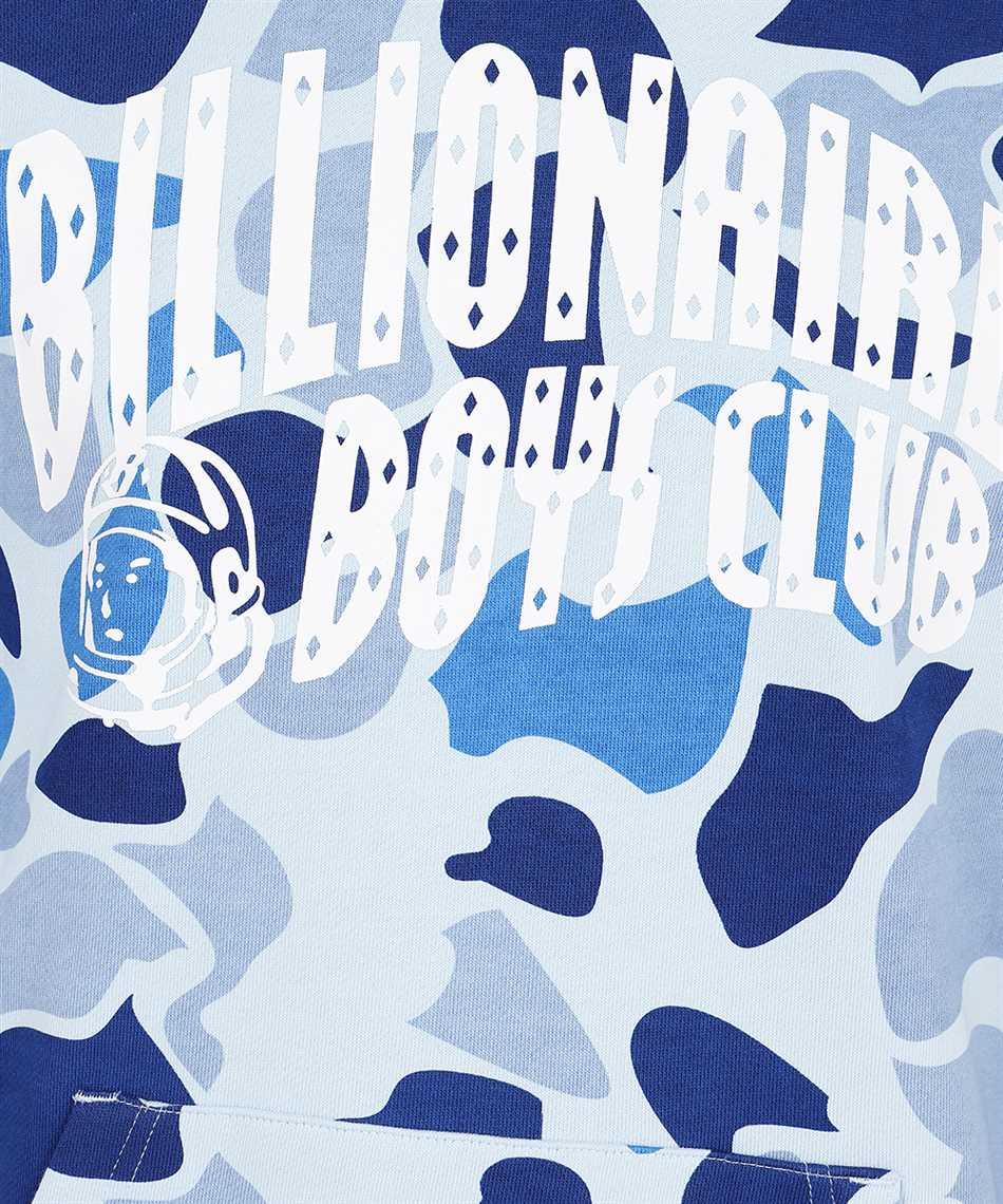 Billionaire Boys Club B21226 CAMO ARCH LOGO POPOVER Kapuzen-Sweatshirt 3