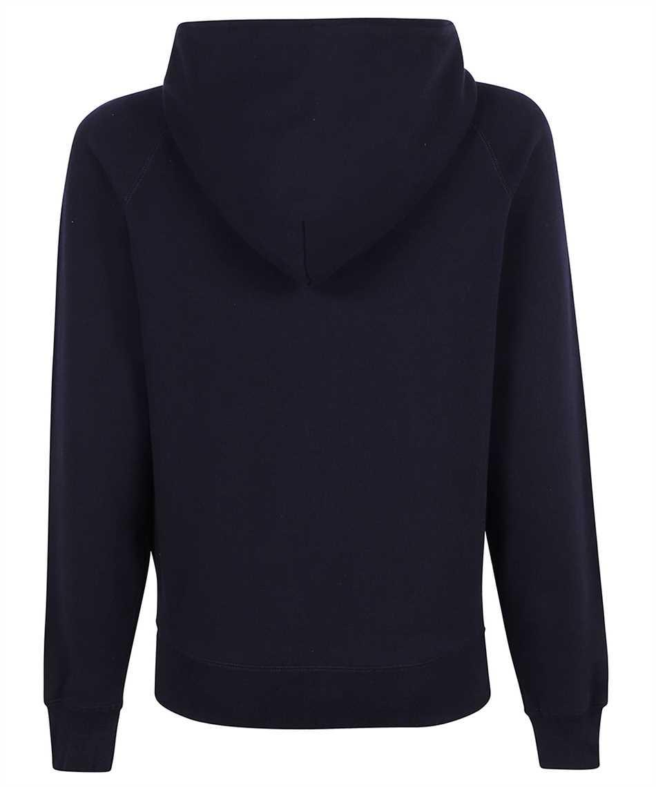 Billionaire Boys Club B21336 ARCH LOGO GRADIENT FULL ZIP Kapuzen-Sweatshirt 2