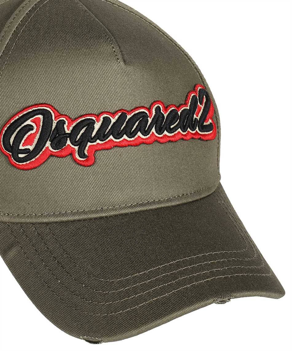 Dsquared2 BCM0313 05C00001 EMBROIDERED Cappello 3