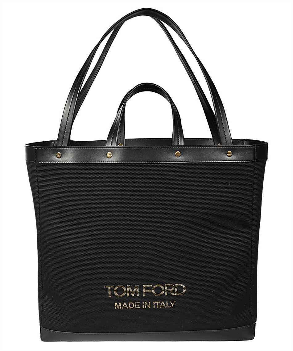 Tom Ford L1406T ICN001 T SCREW OVERSIZE SHOPPING Bag 1