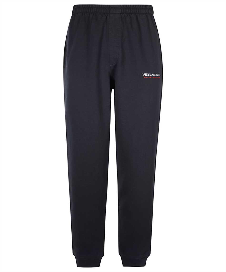 Vetements ME51PA900N LOGO HAUTE COUTURE Trousers 1