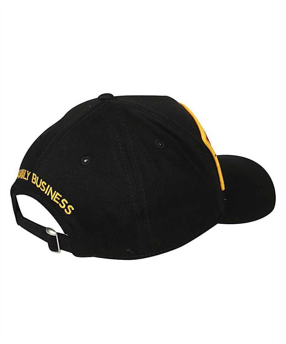 Dsquared2 BCM0244 05C00001 BASEBALL Cappello 2