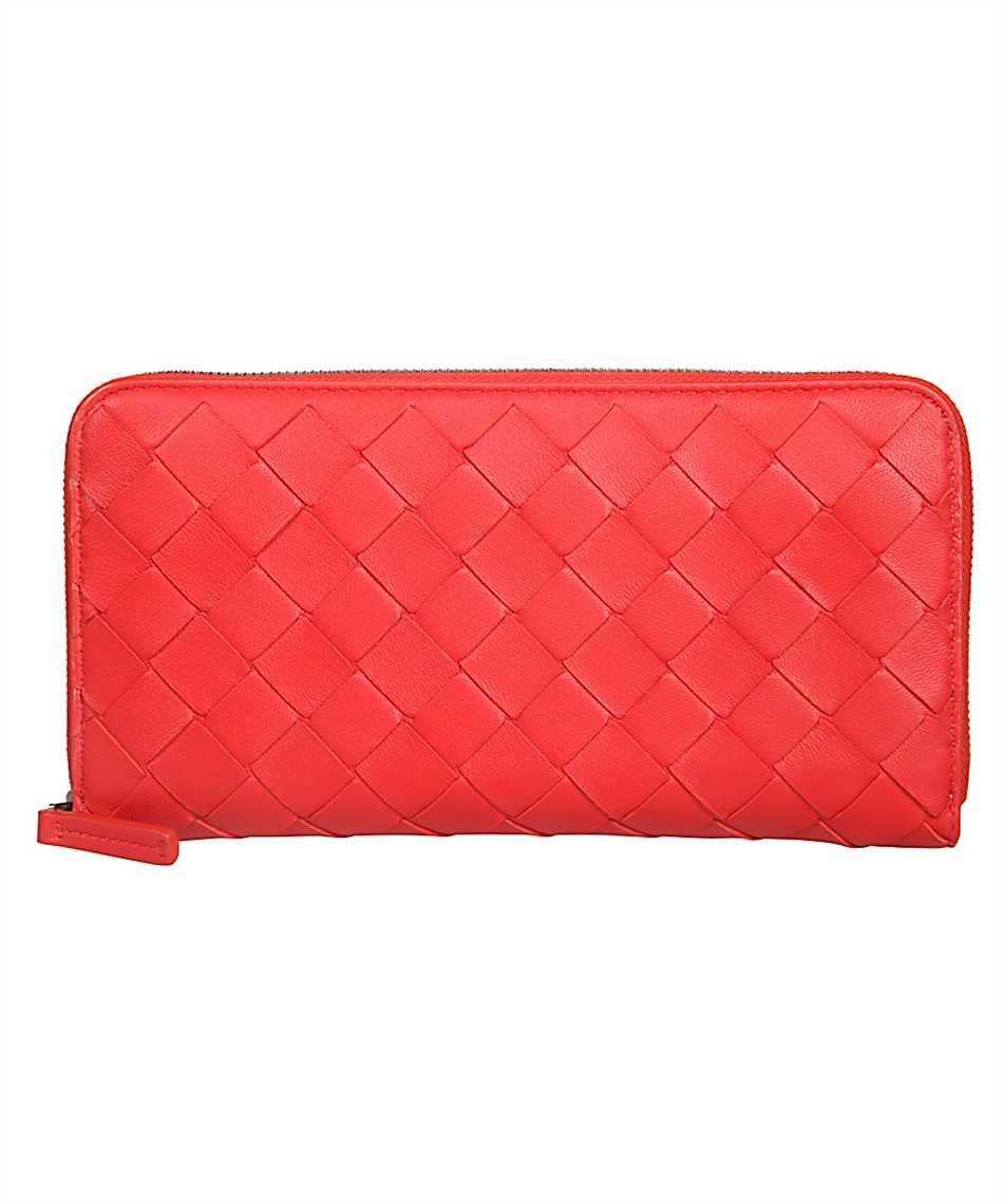 Bottega Veneta 577775 VO0BH ZIP-AROUND Wallet 1