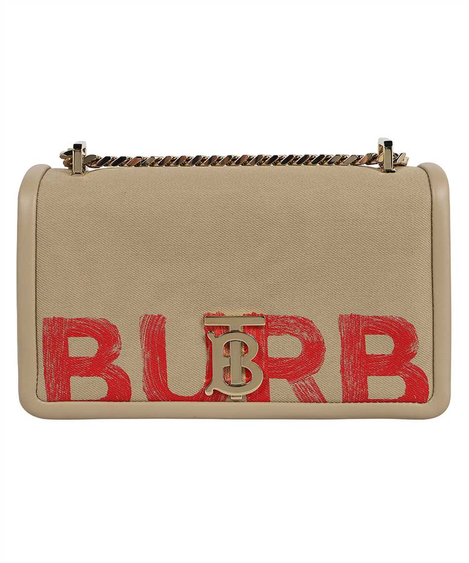 Burberry 8037389 SMALL LOGO GRAFFITI COTTON LOLA Borsa 1