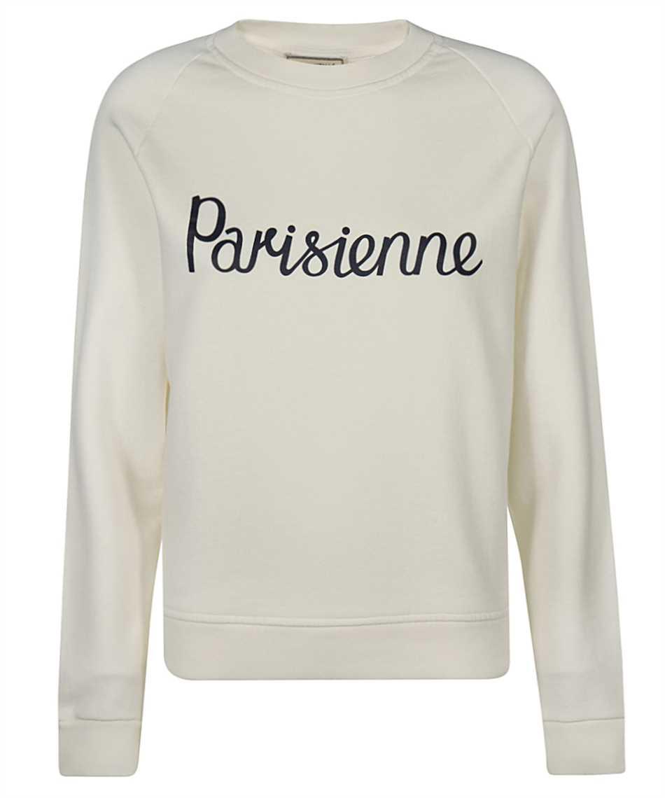 Maison Kitsune AW00301KM0001 PARISIENNE VINTAGE Sweatshirt 1