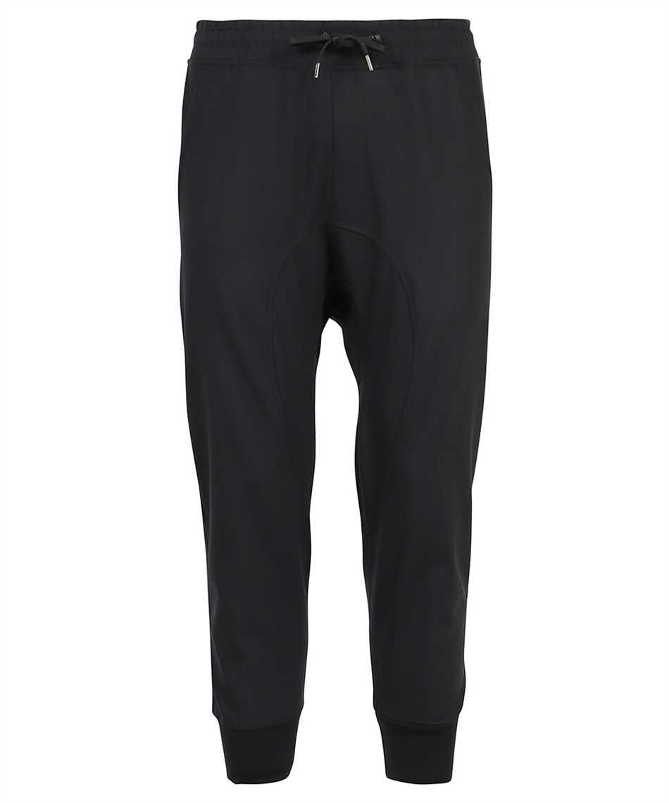 Neil Barrett BPA83XAH R000 SLOUCH LOW RISE SIDE TAPE Trousers 1