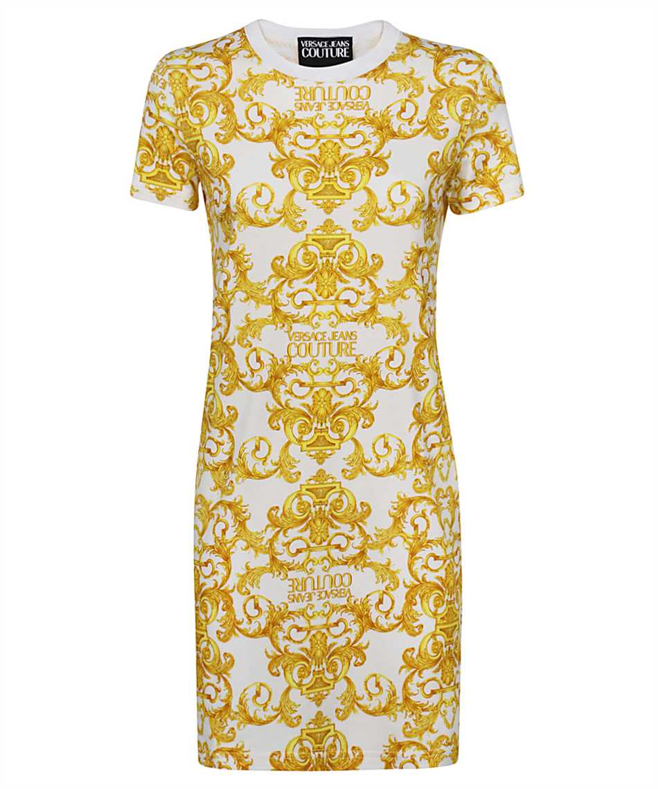 Versace Jeans Couture D2HWA401 S0155 Dress 1