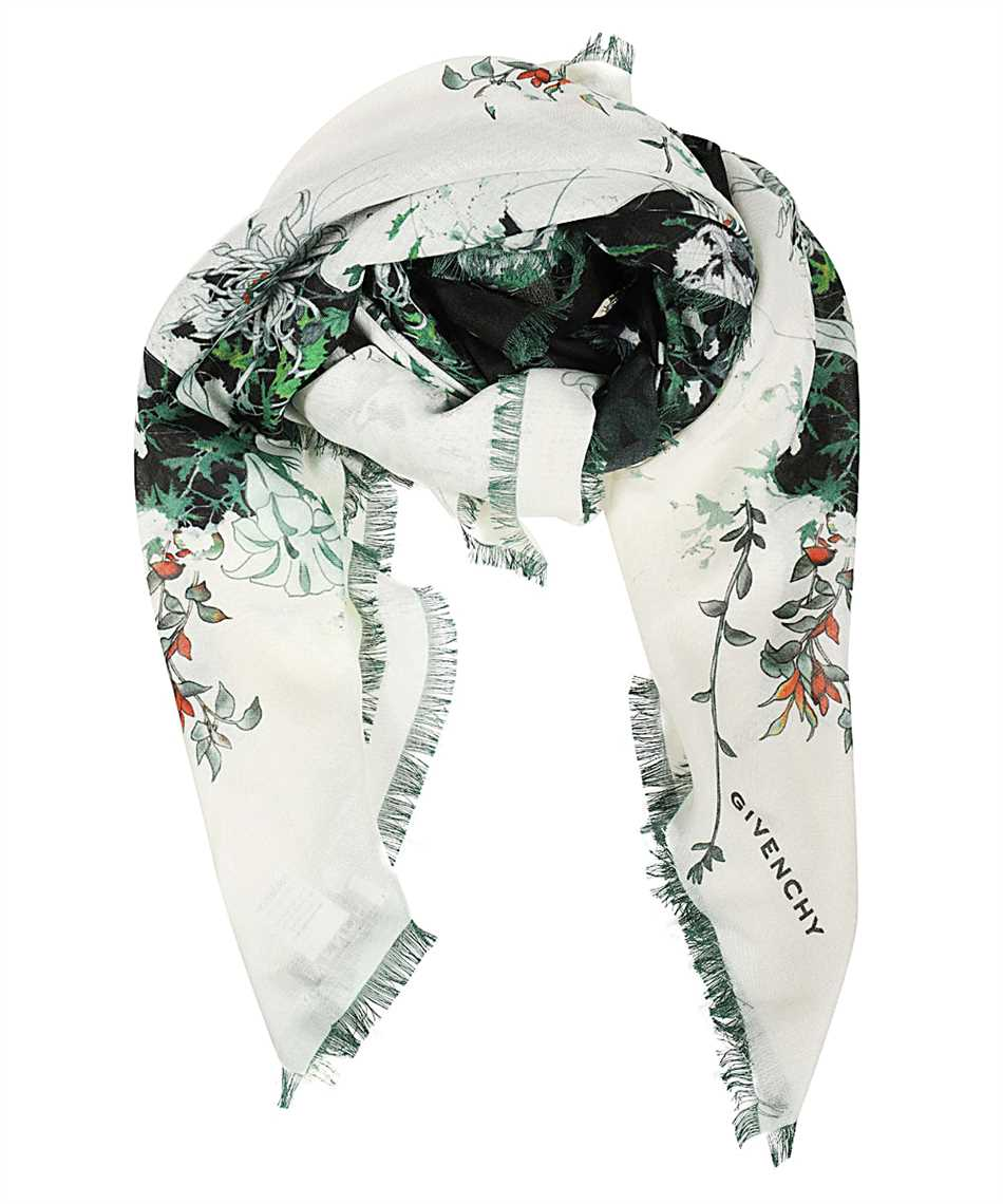 Givenchy GW1414 SL021 Scarf 1