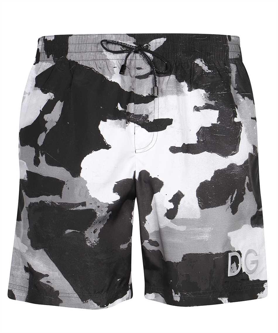 Dolce & Gabbana M4B16T HSMND CAMOUFLAGE PRINT Costume da bagno 1