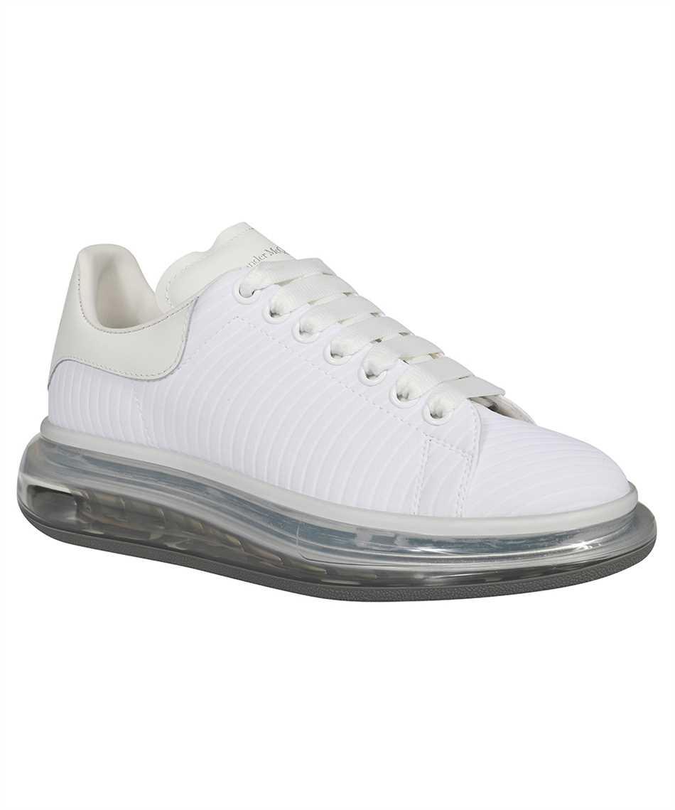 Alexander McQueen 634610 W4LA1 NAVY NEOPRENE Sneakers 2