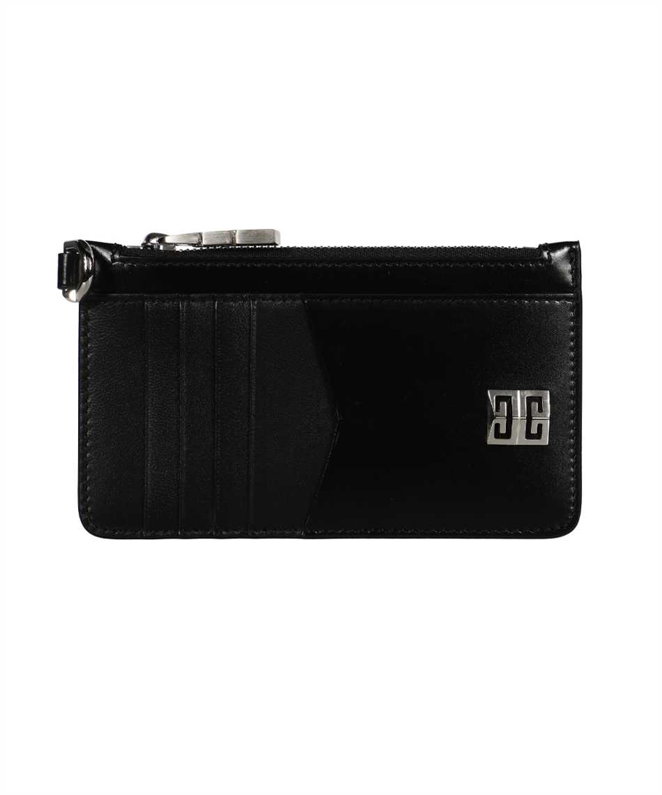 Givenchy BB60GXB15S 4G ZIP Card holder 1