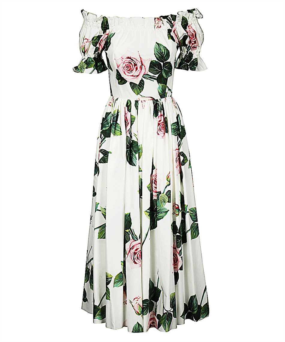 Dolce & Gabbana F6H9ST-HS5FZ TROPICAL Dress 1