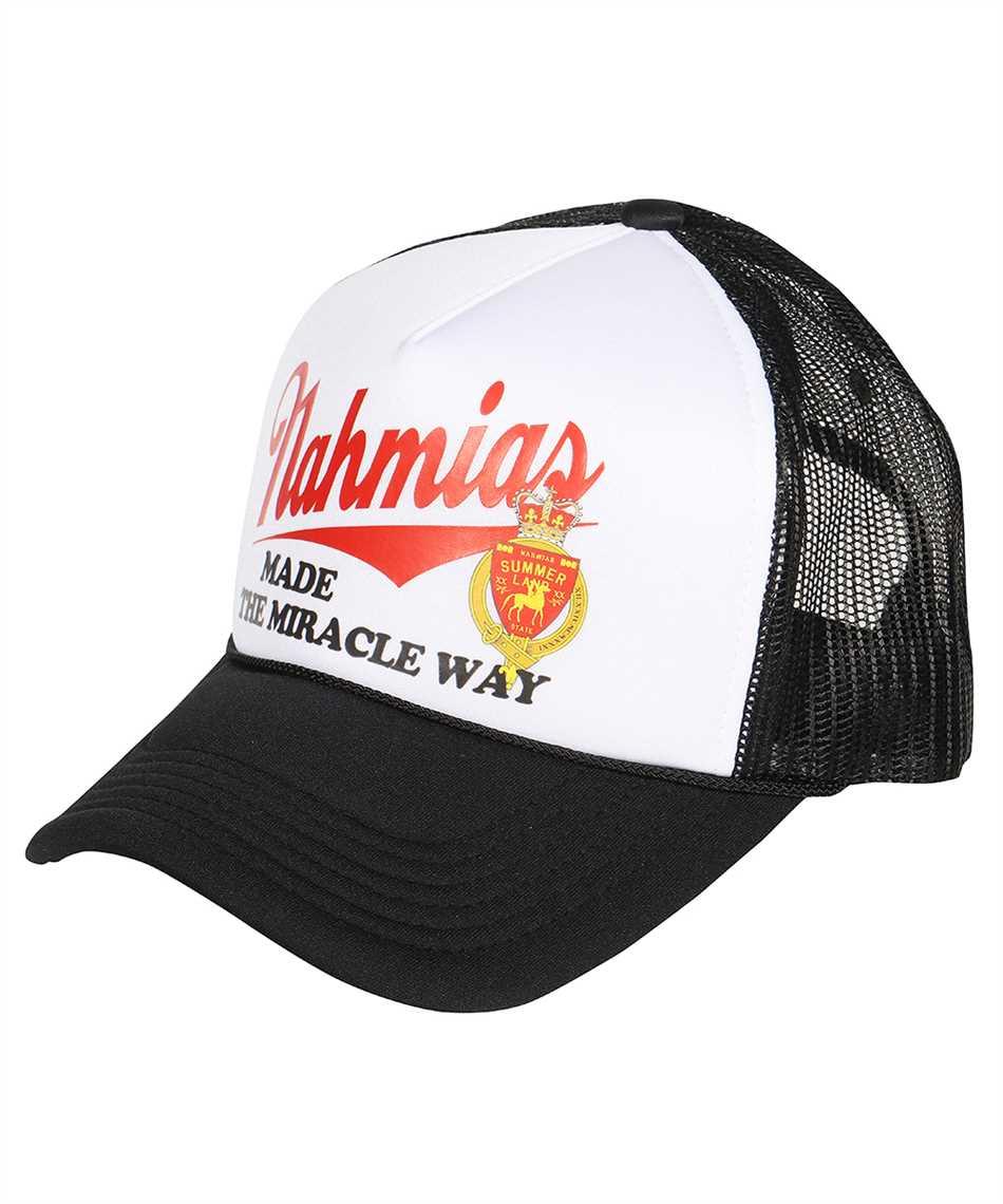 Nahmias MW TH BLACK MIRACLE WAY TRUCKER Cap 1
