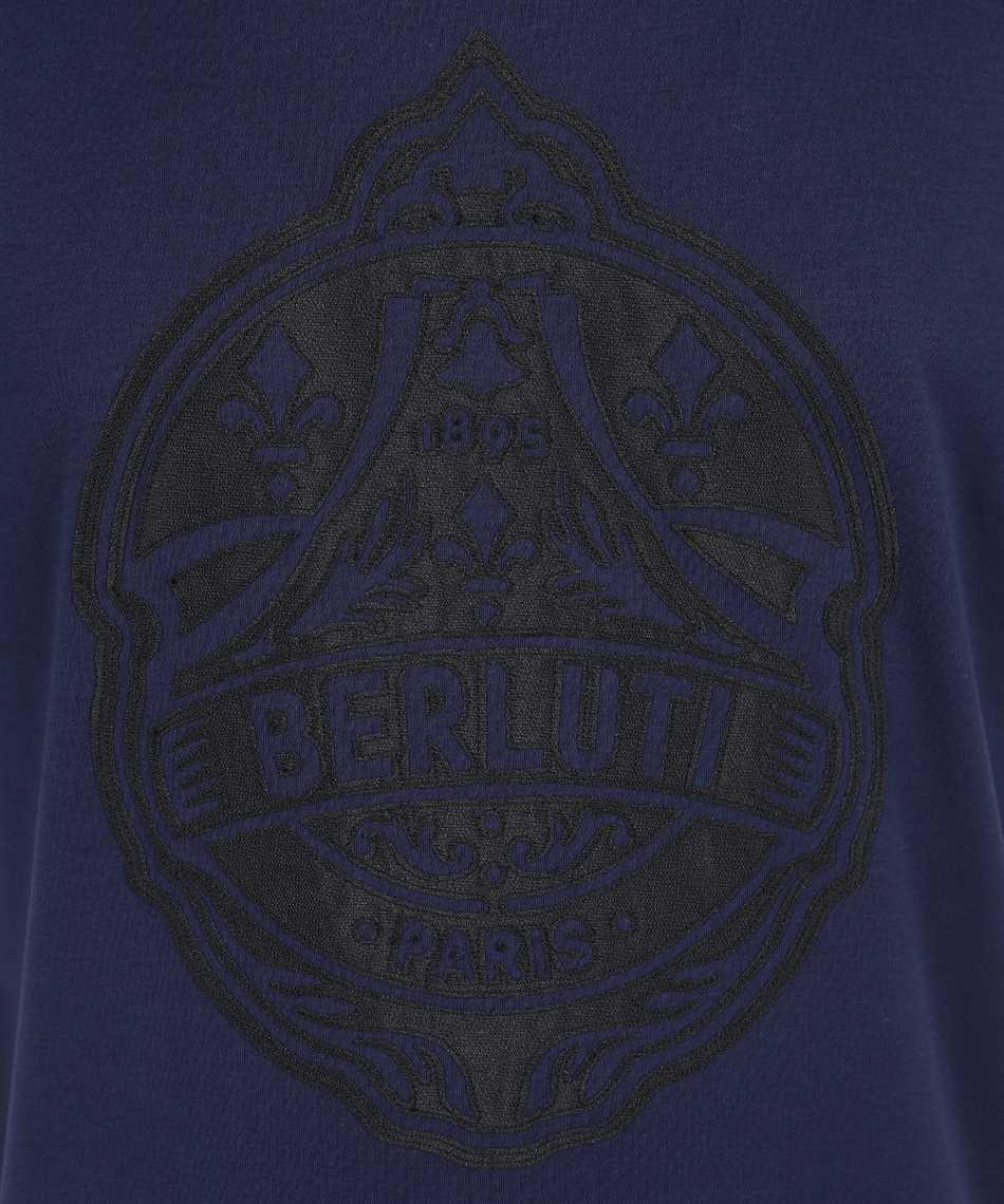 BERLUTI R18JRS51 006 CREST T-shirt 3