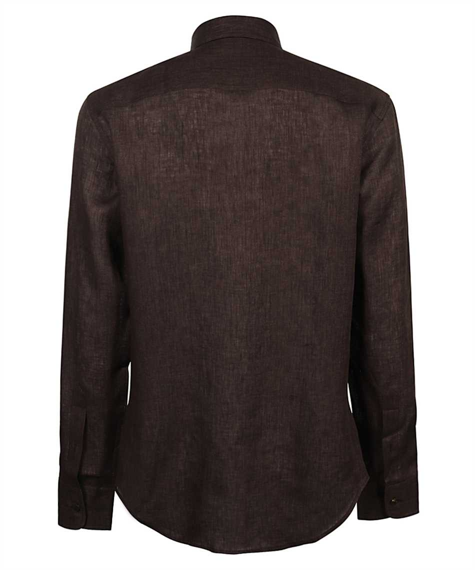 Brioni SCCA0L P9111 LONG SLEEVE FIT Camicia 2