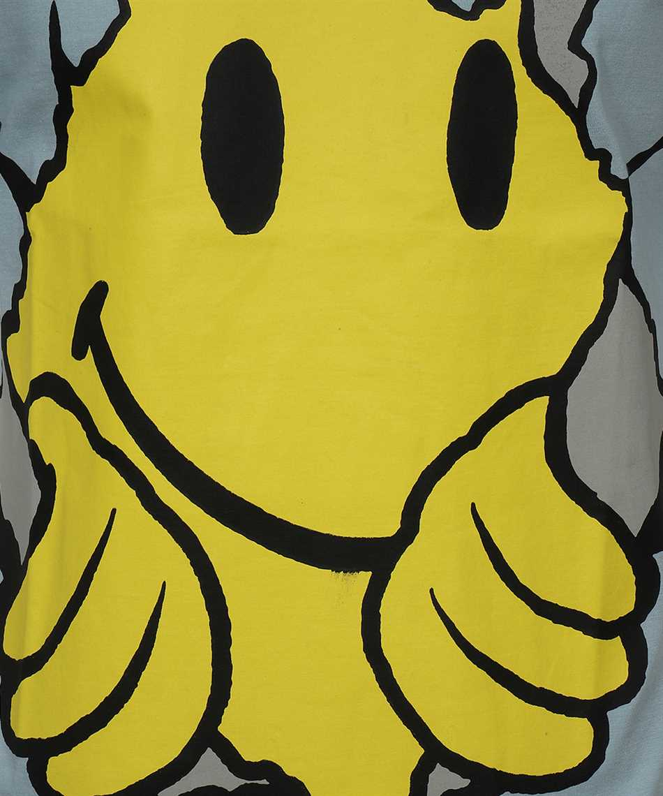 Chinatown Market 1990449 SMILEY DRY WALL BREAKER T-Shirt 3