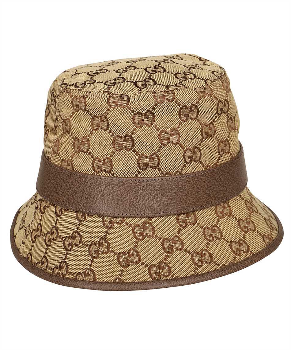 Gucci 576587-4HG62 GG CANVAS BUCKET Cappello 2