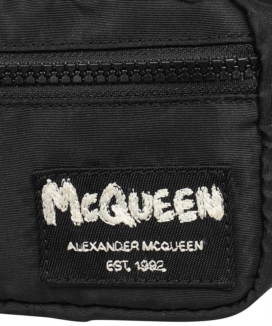 Alexander McQueen 663149 1AAB9 MINI Borsa 3