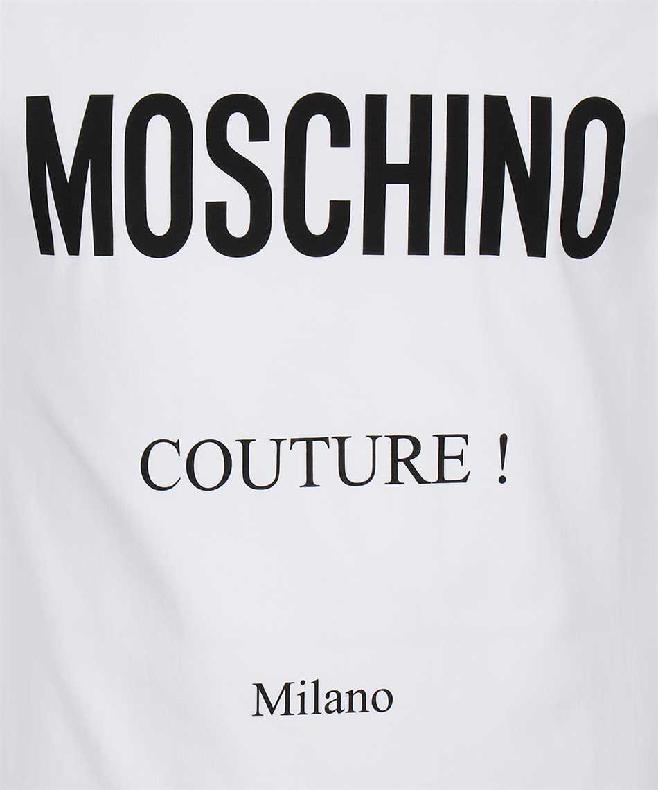 Moschino A0730 2039 MOSCHINO COUTURE PRINT T-shirt 3