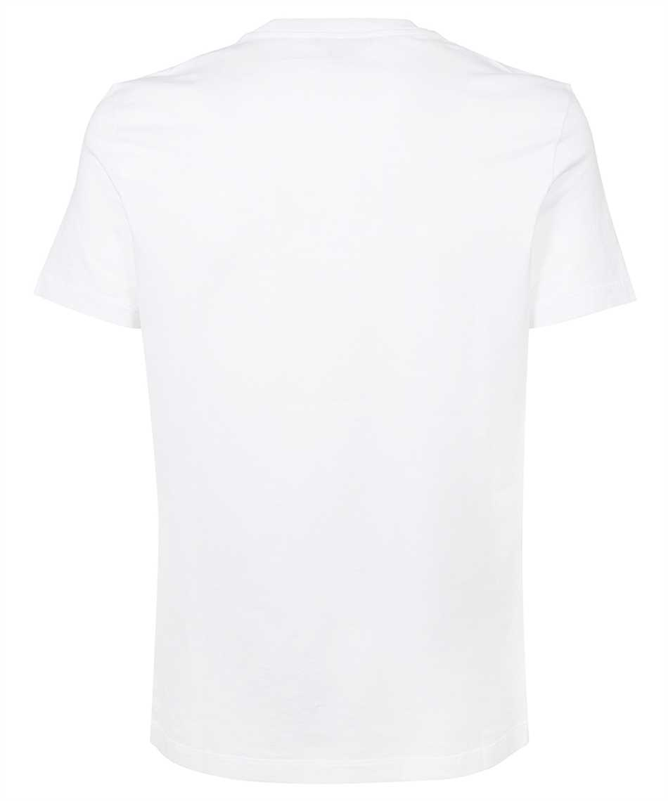 Versace A89019 A228806 LOGO EMBROIDERED T-shirt 2