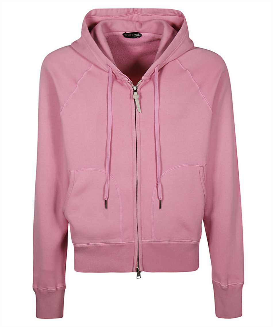 Tom Ford BV265 TFJ986 FULL ZIP Hoodie 1