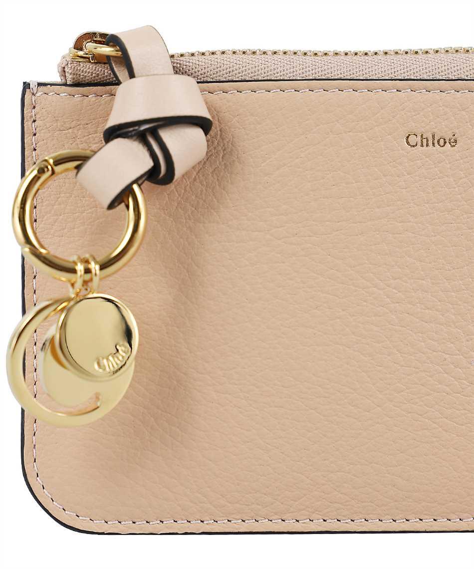 Chloé CHC19WP017H9Q ALPHABET Geldbörse 3