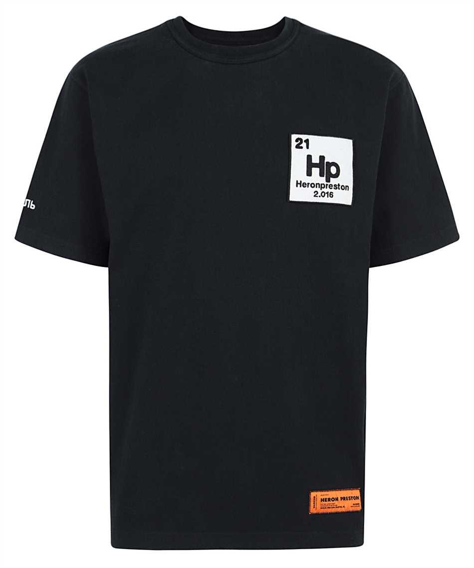 Heron Preston HMAA020R21JER001 HALO T-shirt 1