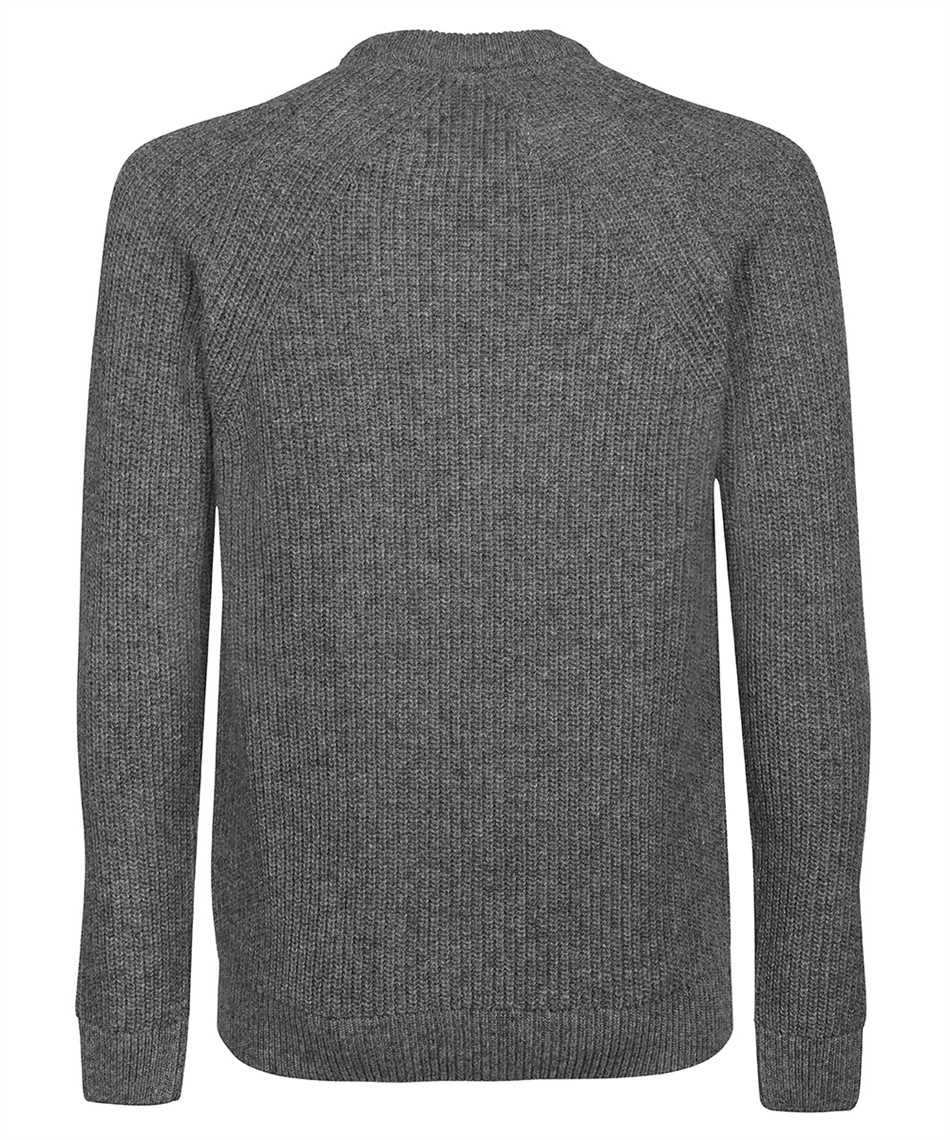 Barbour MKN1348GY52 SHORE KNITTED CREW Strick 2
