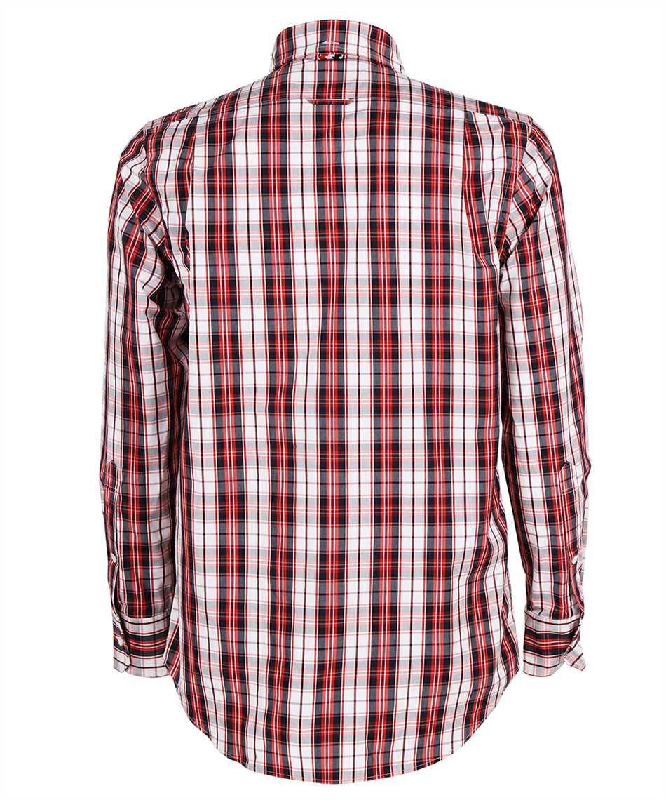 Thom Browne MWL272A 07498 STRAIGHT FIT Shirt 2