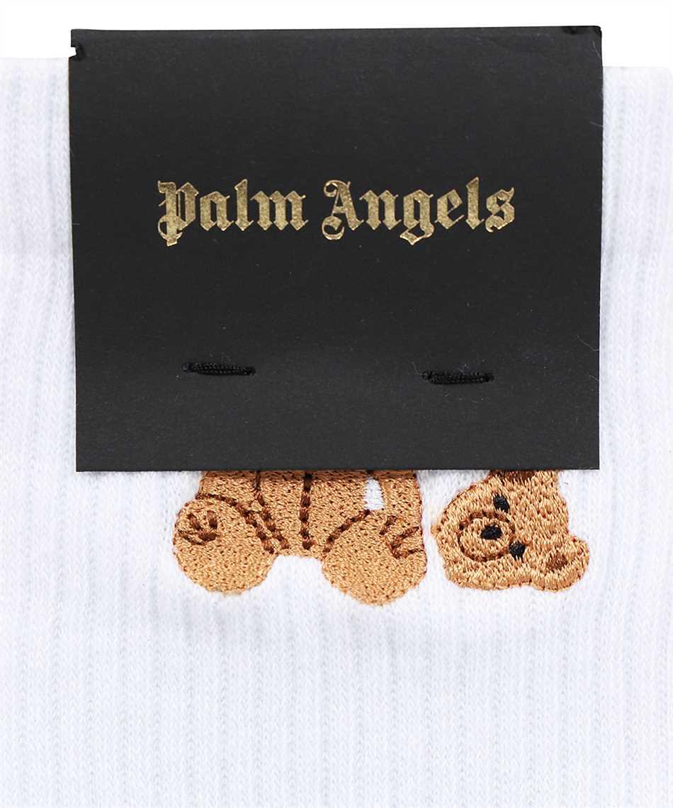 Palm Angels PMRA001F21FAB001 BEAR Socken 2