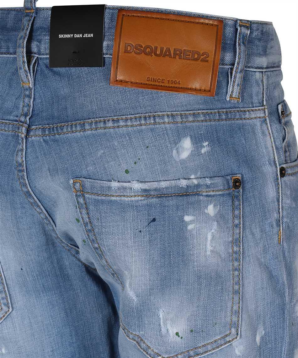Dsquared2 S75LB0448 S30342 SKINNY DAN Jeans 3