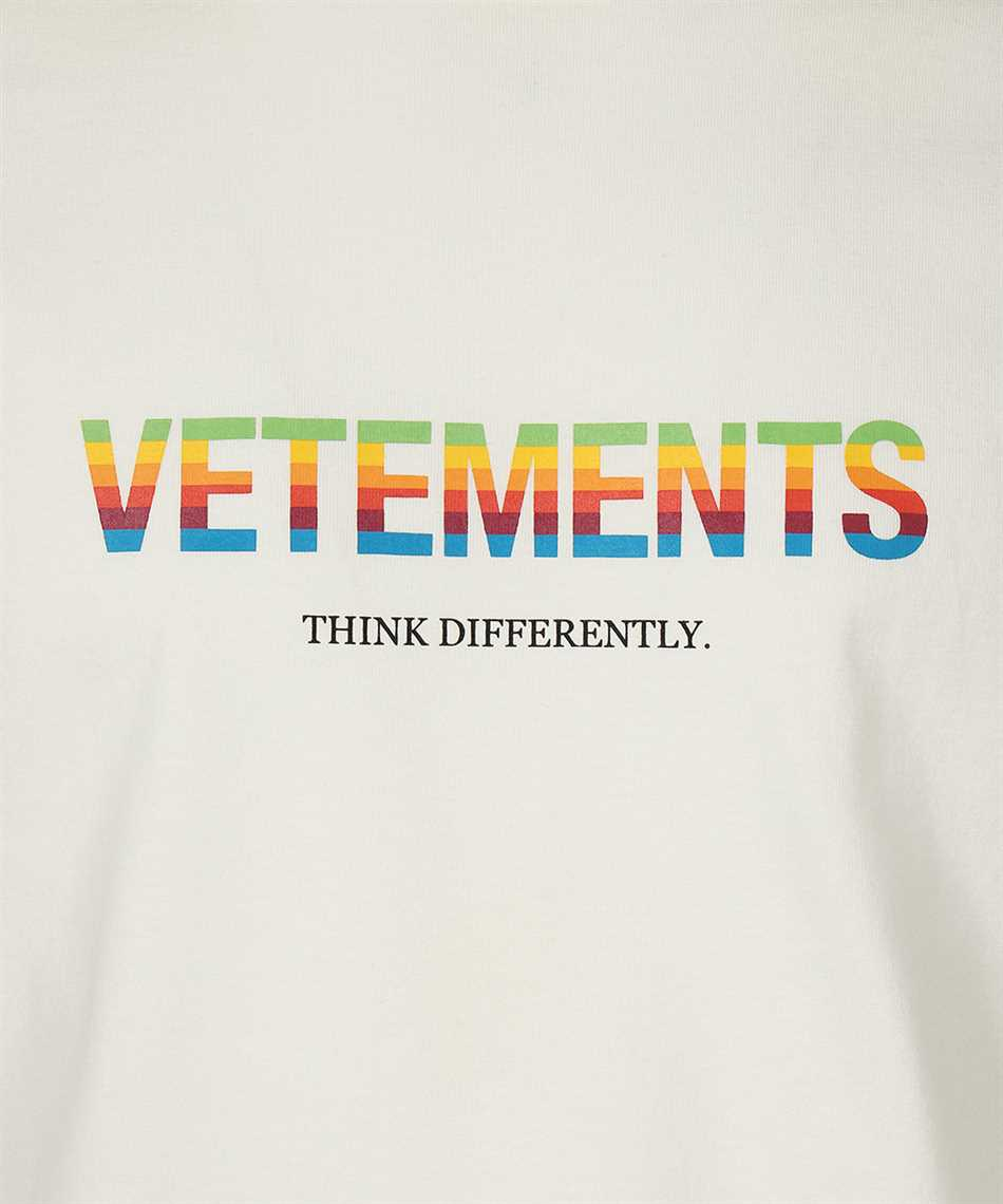 Vetements UE51TR620W THINK DIFFERENTLY T-shirt 3