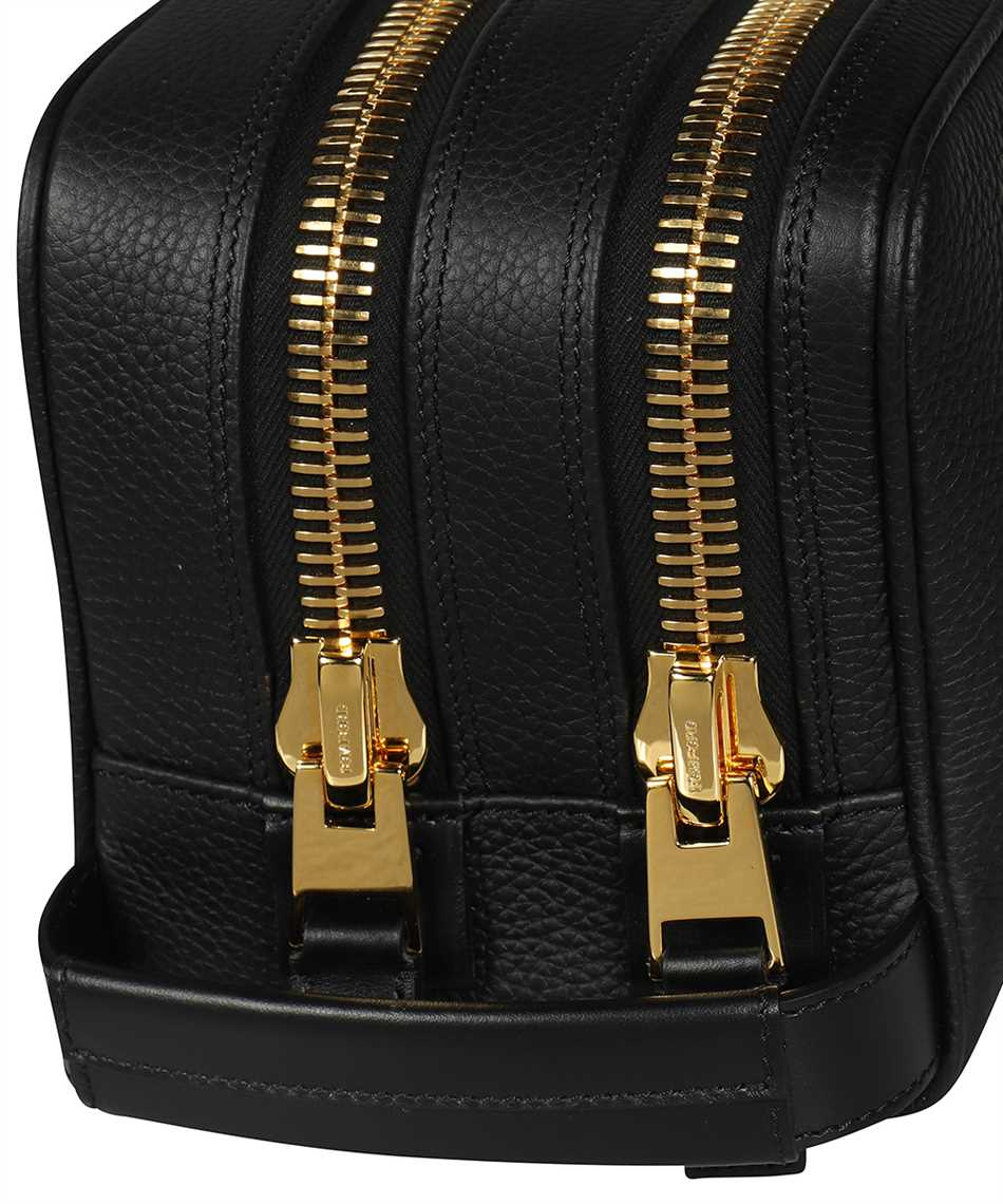 Tom Ford Y0172T LCL037 DOUBLE ZIP DOPP KIT Bag 3