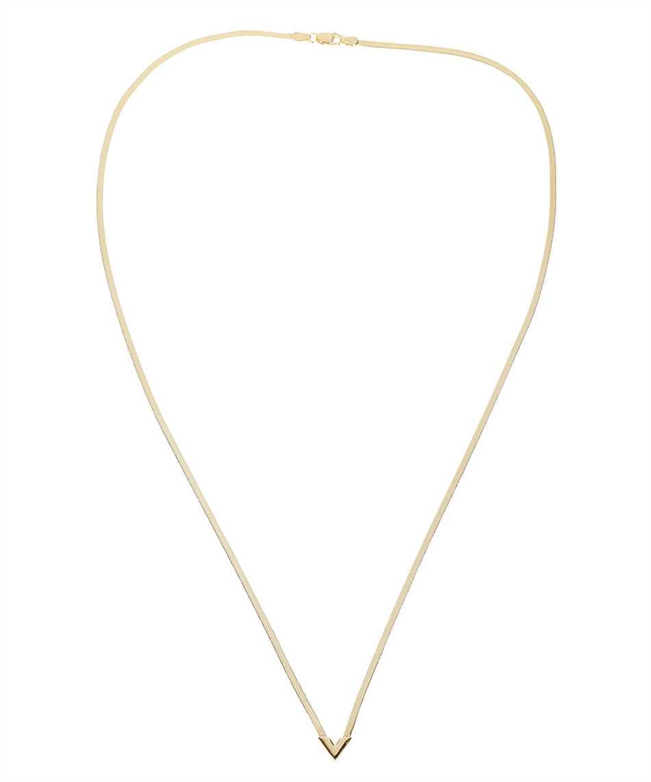 Bottega Veneta 666157 VAHU0 925/1000 SILVER Halskette 1