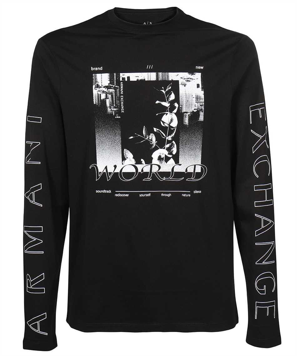 Armani Exchange 6KZTFJ ZJBVZ GRAPHIC T-Shirt 1