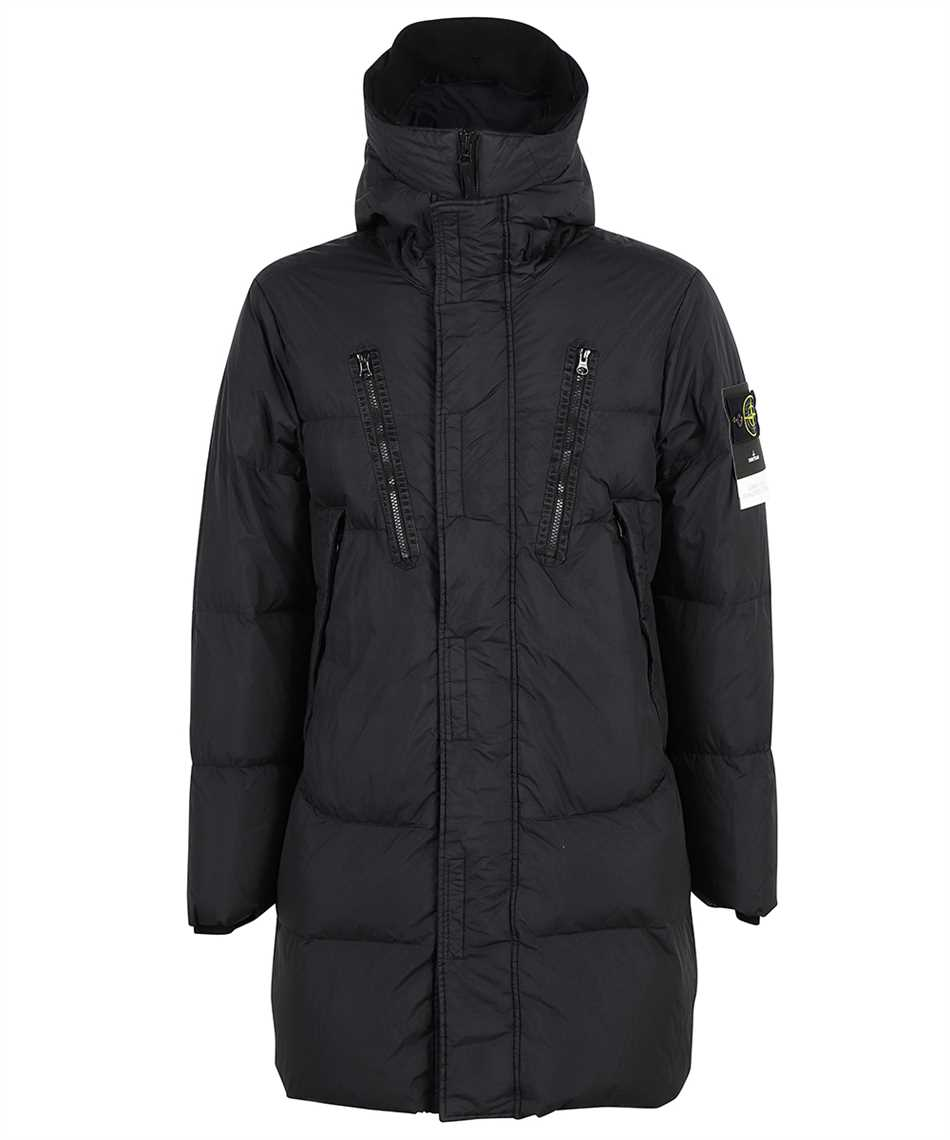 Stone Island 70123 GARMENT-DYED CRINKLE REPS NY DOWN Giacca 1