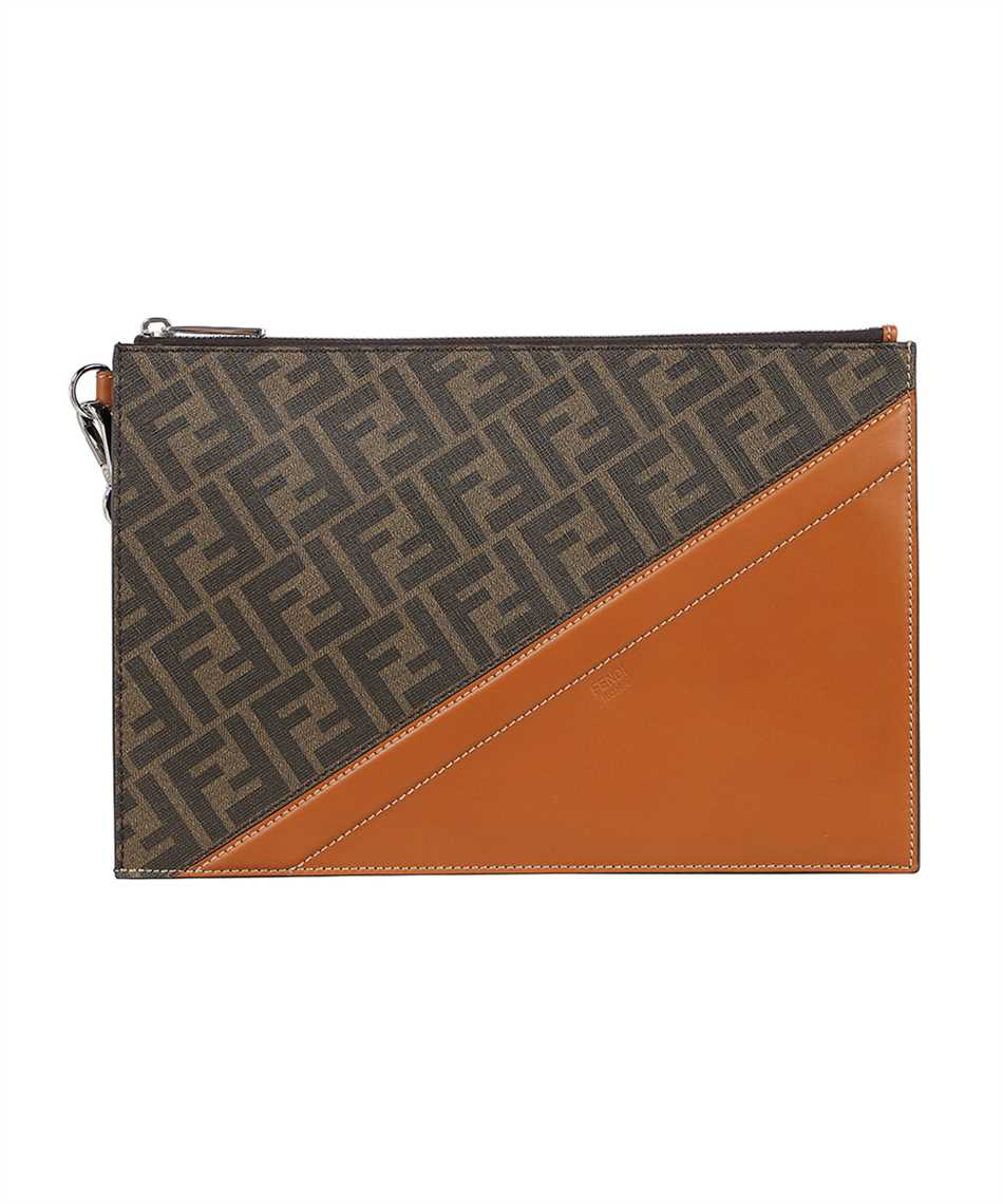 Fendi 7N0110 AFB4 FLAT Porta documento 1