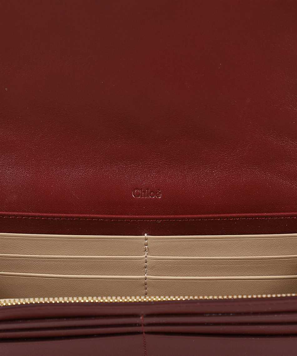 Chloé CHC18UP715A04 QUILTED ALPHABET Wallet 3