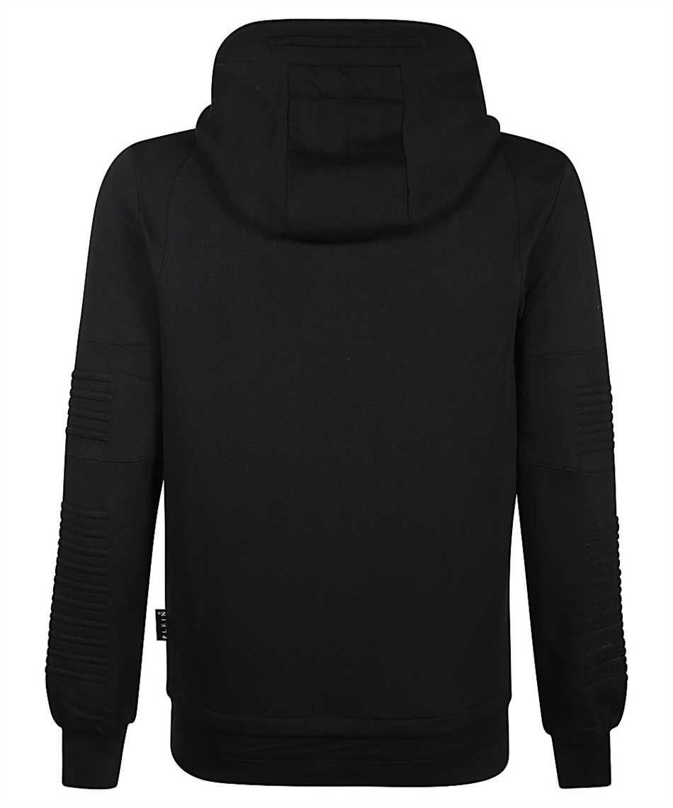 Philipp Plein F20C MJB1962 PJO002N ISTITUTIONAL JOGGING Kapuzen-Sweatshirt 2